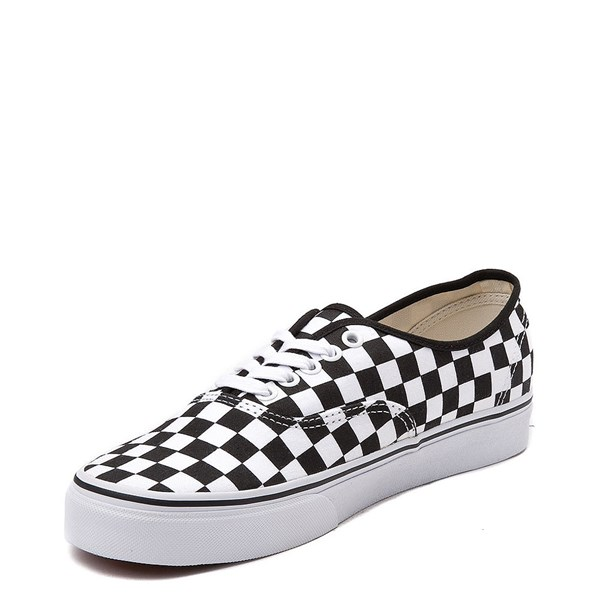 alternate image alternate view Vans Authentic Chex Skate ShoeALT3