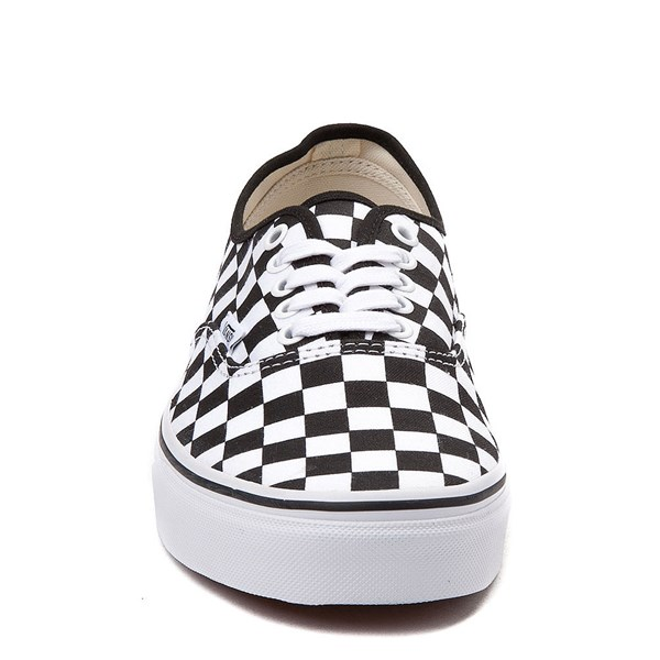 alternate image alternate view Vans Authentic Chex Skate ShoeALT4