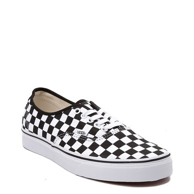 Alternate view of Vans Authentic Chex Skate Shoe