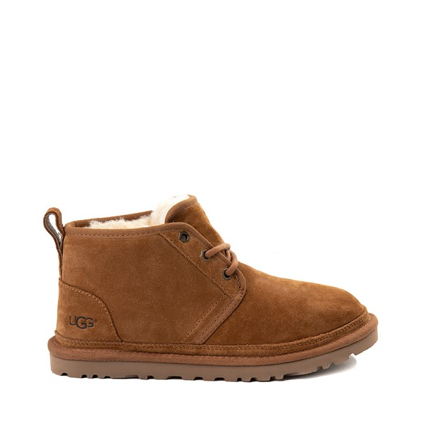 Womens UGG® Neumel Short Boot - Chestnut
