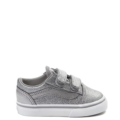 Main view of Vans Old Skool V Skate Shoe - Baby - Toddler