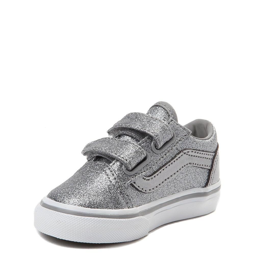 204a7e02aec225 Vans Old Skool V Skate Shoe - Baby - Toddler