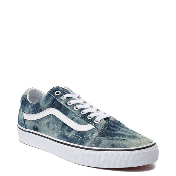 alternate image alternate view Vans Old Skool Skate Shoe - Acid DenimALT1