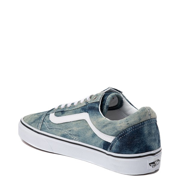 alternate image alternate view Vans Old Skool Skate Shoe - Acid DenimALT2