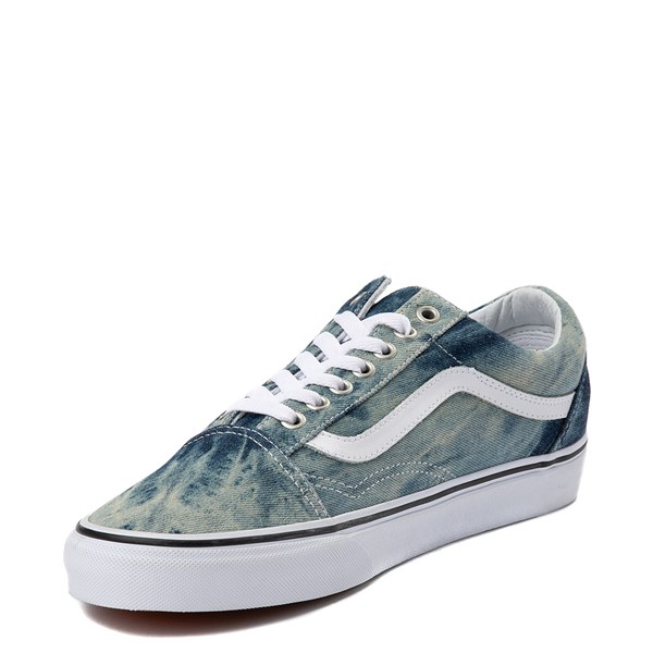alternate image alternate view Vans Old Skool Skate Shoe - Acid DenimALT3