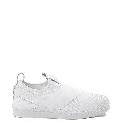 Main view of Womens adidas Superstar Slip On Athletic Shoe