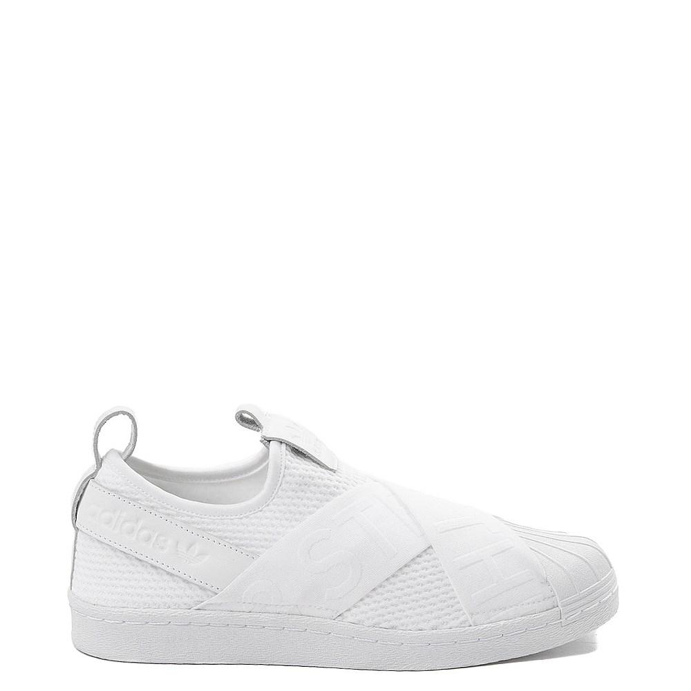Womens adidas Superstar Slip On Athletic Shoe