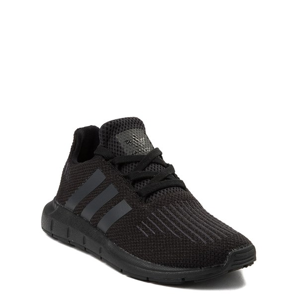 alternate image alternate view adidas Swift Run Athletic Shoe - Little KidALT1