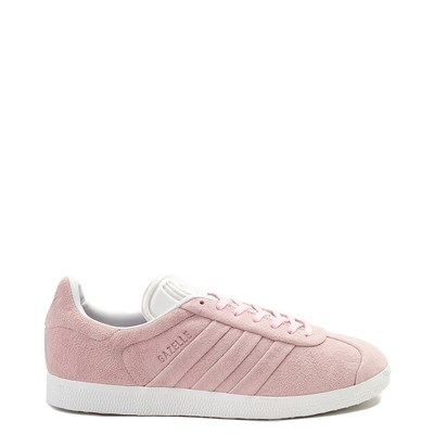 Main view of Womens adidas Gazelle Stitch & Turn Athletic Shoe