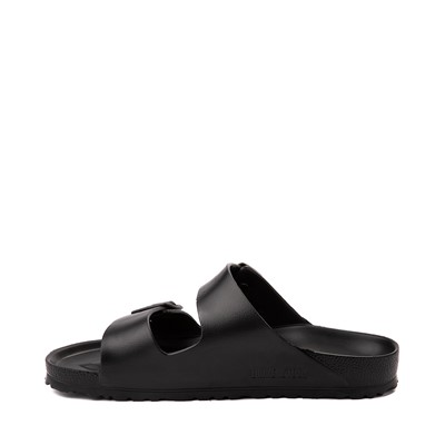 Alternate view of Womens Birkenstock Arizona EVA Slide Sandal - Black