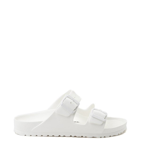 Womens Birkenstock Arizona EVA Slide Sandal - White