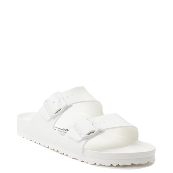 alternate image alternate view Womens Birkenstock Arizona EVA Slide Sandal - WhiteALT1