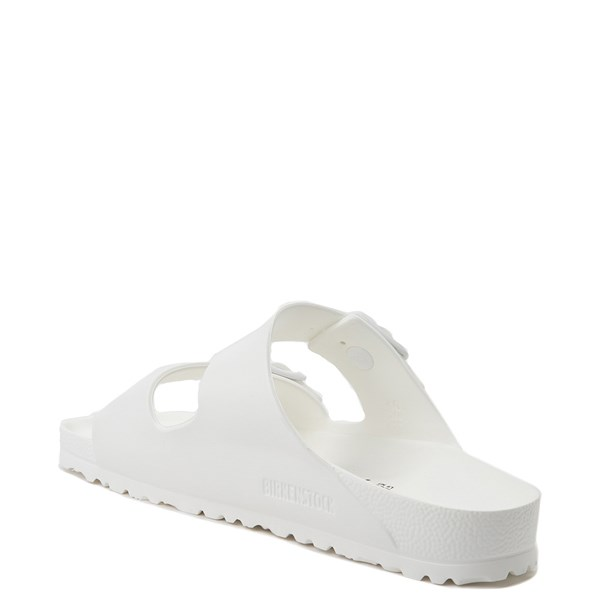 alternate image alternate view Womens Birkenstock Arizona EVA Slide Sandal - WhiteALT2