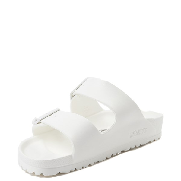 alternate image alternate view Womens Birkenstock Arizona EVA Slide Sandal - WhiteALT3