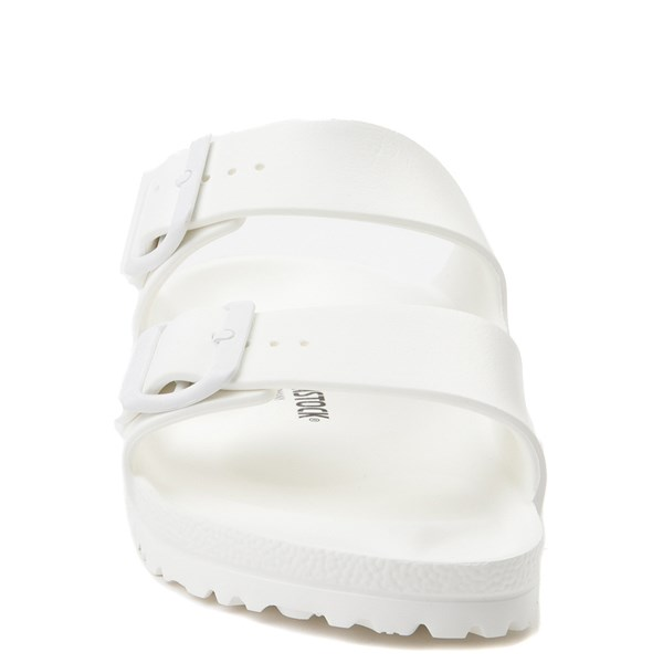 alternate image alternate view Womens Birkenstock Arizona EVA Slide Sandal - WhiteALT4