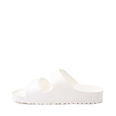 Alternate view of Womens Birkenstock Arizona EVA Slide Sandal - White