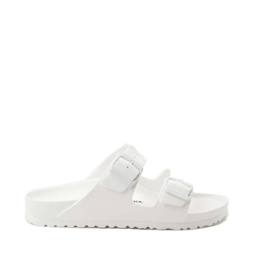 Womens Birkenstock Arizona EVA Slide Sandal - White