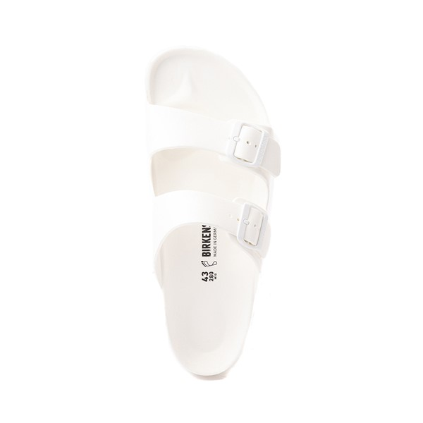 alternate image alternate view Mens Birkenstock Arizona EVA Sandal - WhiteALT2