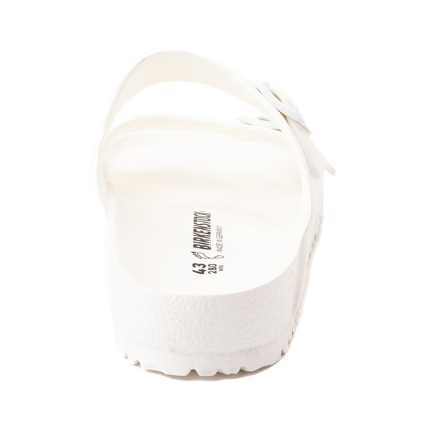 alternate image alternate view Mens Birkenstock Arizona EVA Sandal - WhiteALT4