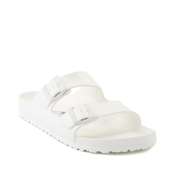 alternate image alternate view Mens Birkenstock Arizona EVA Sandal - WhiteALT5