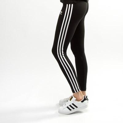 2eb890c848c4 Womens adidas 3-Stripes Leggings