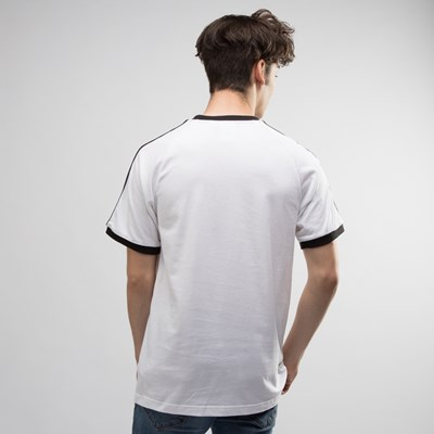 Alternate view of Mens adidas 3-Stripes Ringer Tee