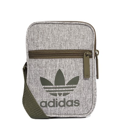 Main view of adidas Trefoil Festival Bag