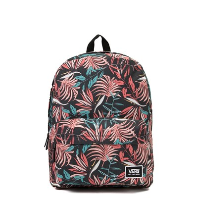 Main view of Vans Realm Cali Palm Tree Backpack