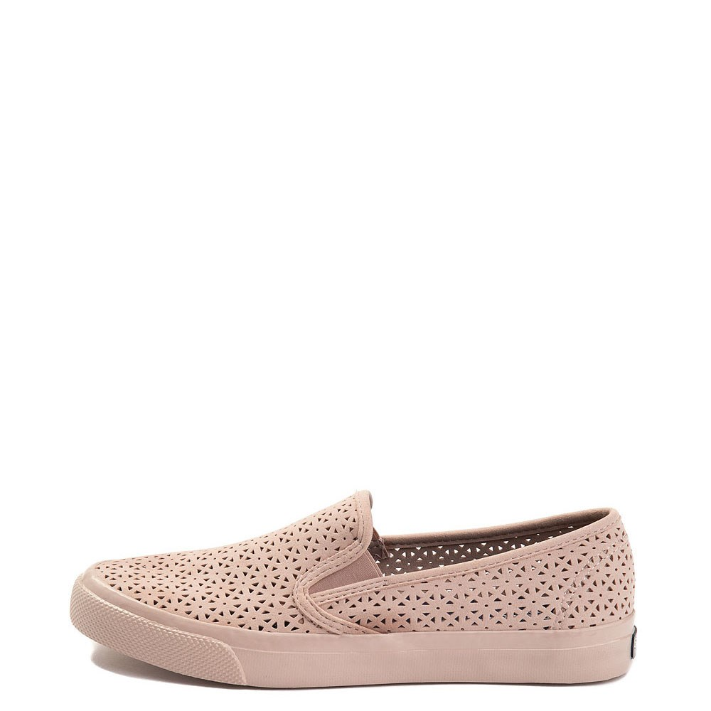 Womens Sperry Top-Sider Seaside Scale Slip On Casual Shoe