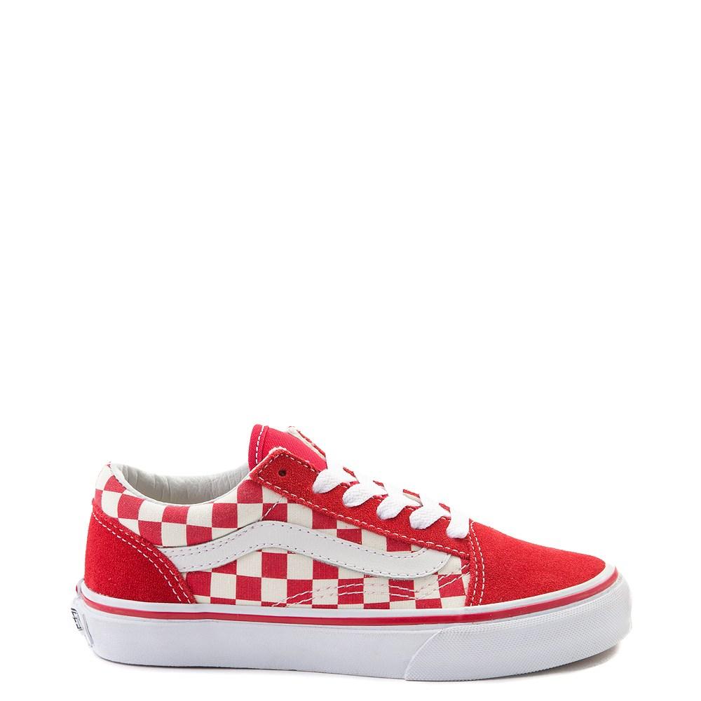 Vans Old Skool Chex Skate Shoe - Little Kid / Big Kid