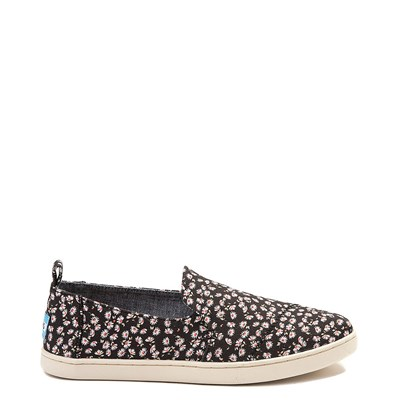 Main view of Womens TOMS Deconstructed Alpargata Slip On Casual Shoe