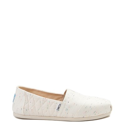 Main view of Womens TOMS Classic Jersey Slip On Casual Shoe