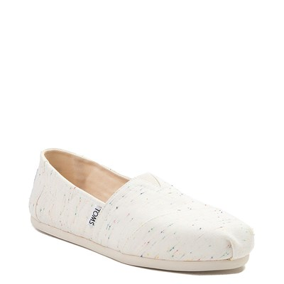 Alternate view of Womens TOMS Classic Jersey Slip On Casual Shoe