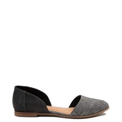 Main view of Womens TOMS Jutti D'Orsay Flat