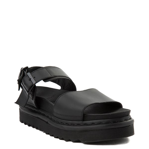 alternate image alternate view Womens Dr. Martens Voss Sandal - BlackALT1