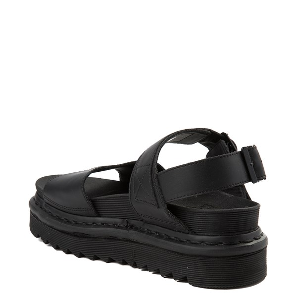 alternate image alternate view Womens Dr. Martens Voss Sandal - BlackALT2