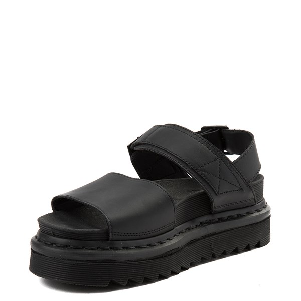 alternate image alternate view Womens Dr. Martens Voss Sandal - BlackALT3