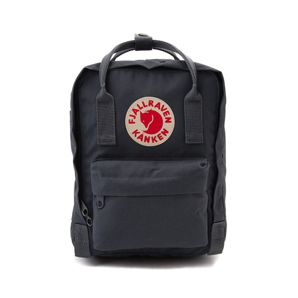 Main view of Fjallraven Kanken Mini Backpack - Grey