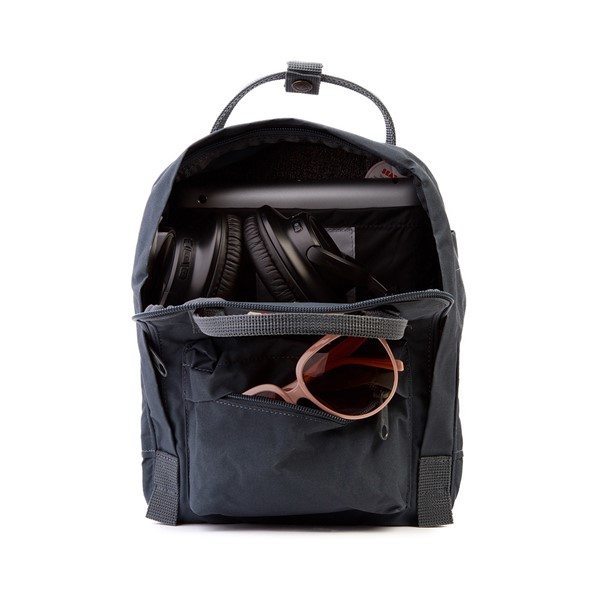 alternate image alternate view Fjallraven Kanken Mini Backpack - GreyALT1