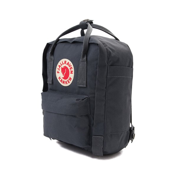 alternate image alternate view Fjallraven Kanken Mini Backpack - GreyALT4