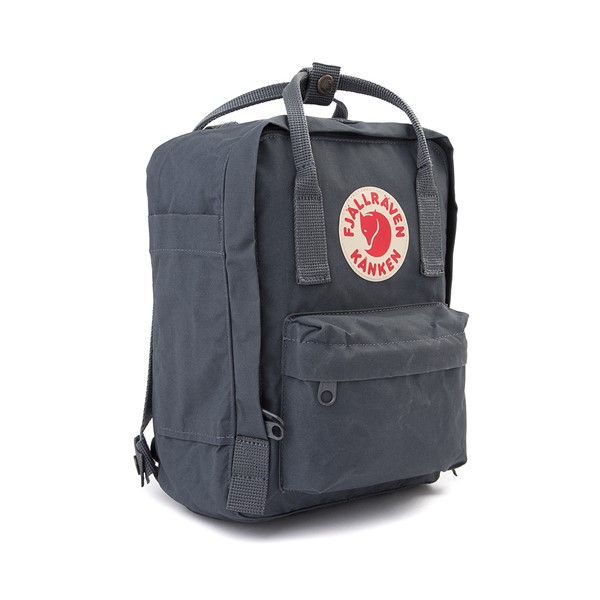 alternate image alternate view Fjallraven Kanken Mini Backpack - GreyALT4B