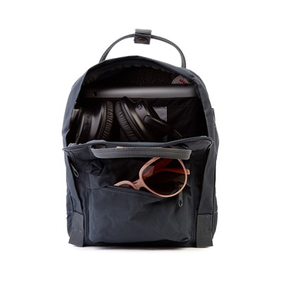 Alternate view of Fjallraven Kanken Mini Backpack - Grey