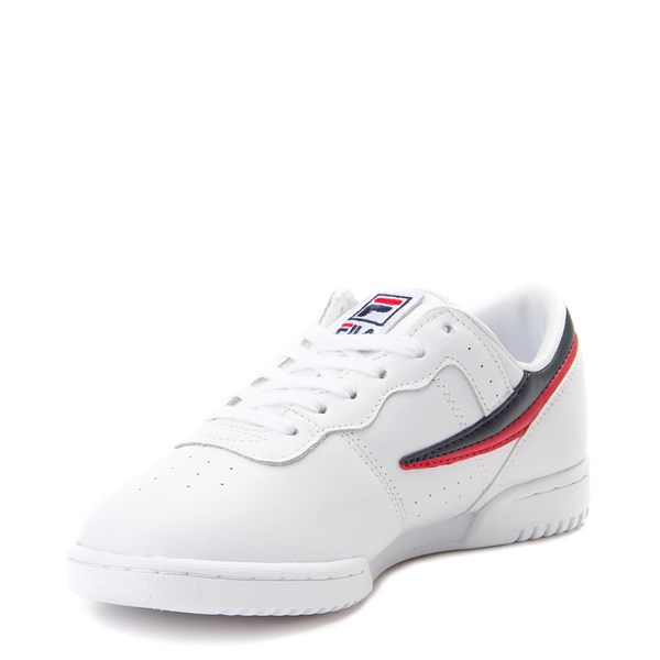 alternate image alternate view Womens Fila Original Fitness Athletic ShoeALT3