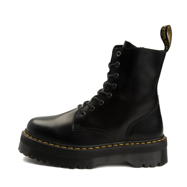alternate image alternate view Dr. Martens Jadon Boot - BlackALT1