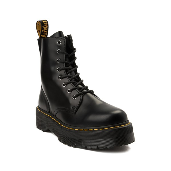 alternate image alternate view Dr. Martens Jadon Boot - BlackALT5