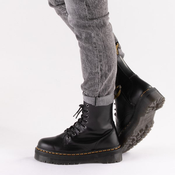alternate image alternate view Dr. Martens Jadon Boot - BlackB-LIFESTYLE1