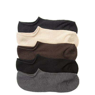 Alternate view of Mens Low Cut Socks 5 Pack