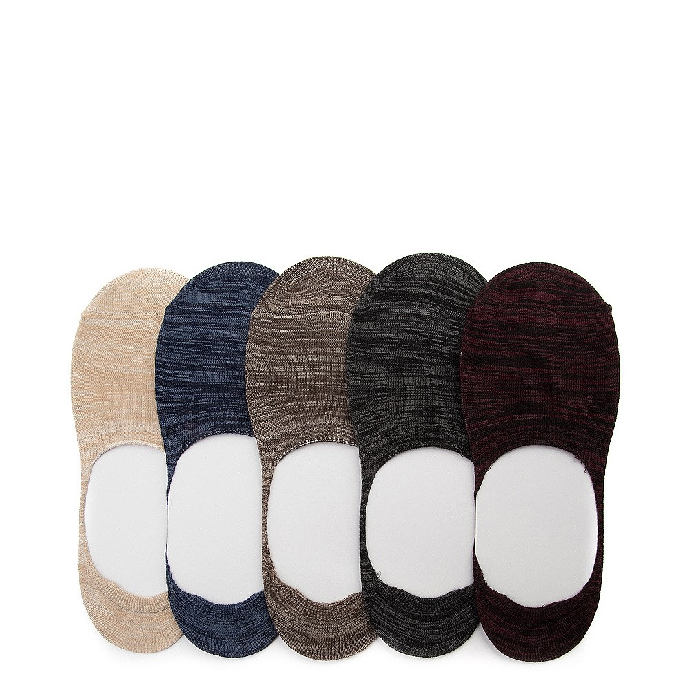 Mens Neutral Liners 5 Pack
