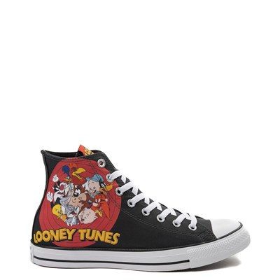 Main view of Converse Chuck Taylor All Star Hi Looney Tunes Record Sneaker