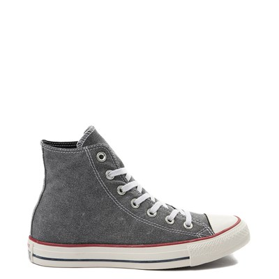 Main view of Converse Chuck Taylor All Star Hi Washed Denim Sneaker